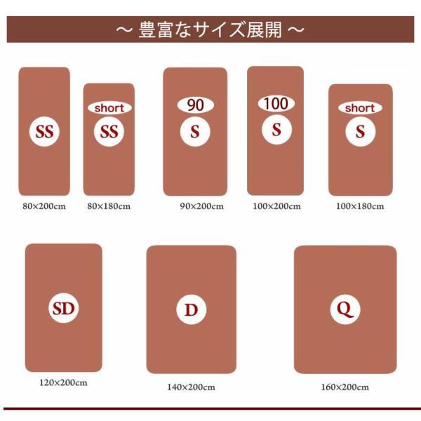 8/24〜8/26プレミアム会員10%OFF! テイジン V-Lap(R)ベッドパッド シングル(100×200cm)  綿ニット 敷きパッド 軽量|ioo|03