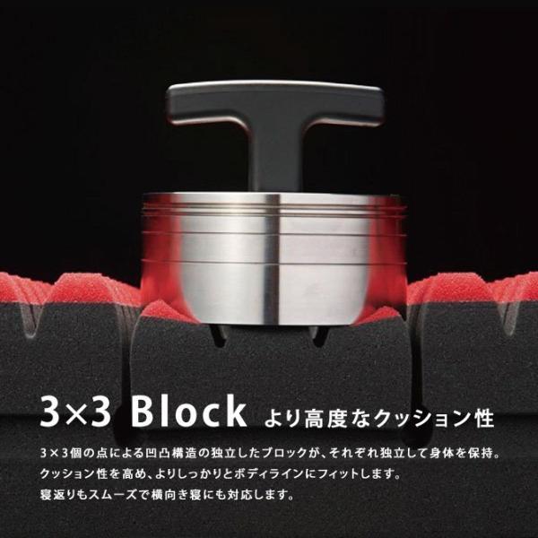 東京西川 エアー マットレス ハード AIR-SI-H シングル ウレタンマットレス ノンスプリング ベッドマット ioo 04