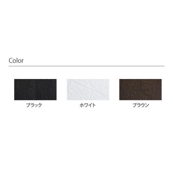 ドリームベッド Serta(サータ) ニューヨーク552 レザーベッド Q1 クイーン1 本皮革貼り 天然木無垢材 ローベッド 日本製 国産 ブラック ホワイト ブラウン|ioo|04