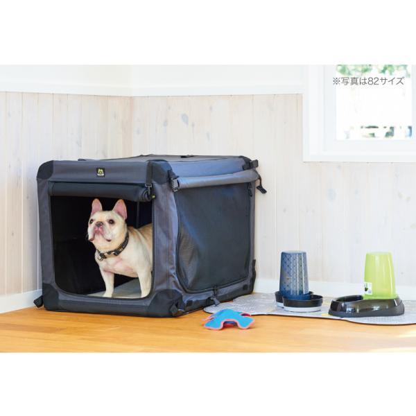 (期間限定ポイントUP中)【大型商品】ケージ 犬 折りたたみ ドライブ ソフトケンネル 92|ip-plus|04