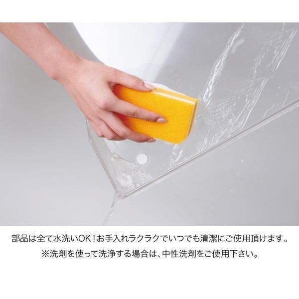 クリアレット2(S) (レギュラーシーツサイズ) [犬 トイレ おしゃれ 透明 ドッグ アクリル デザイナーズ]|ip-plus|05