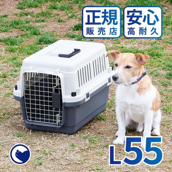 (OFT) ペットケンネル・ファーストクラス L55 [おしゃれ おすすめ ランキング 小型犬 猫 小動物 ハードキャリー コンテナ クレート)