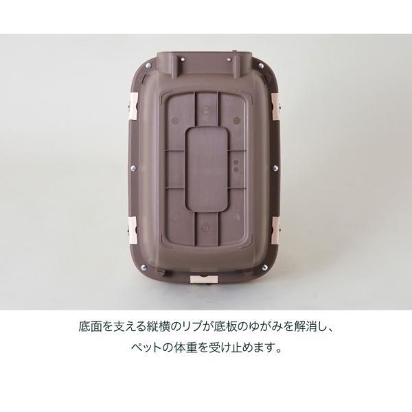 ペットケンネル・ファーストクラス  トップオープン L50T ip-plus 10