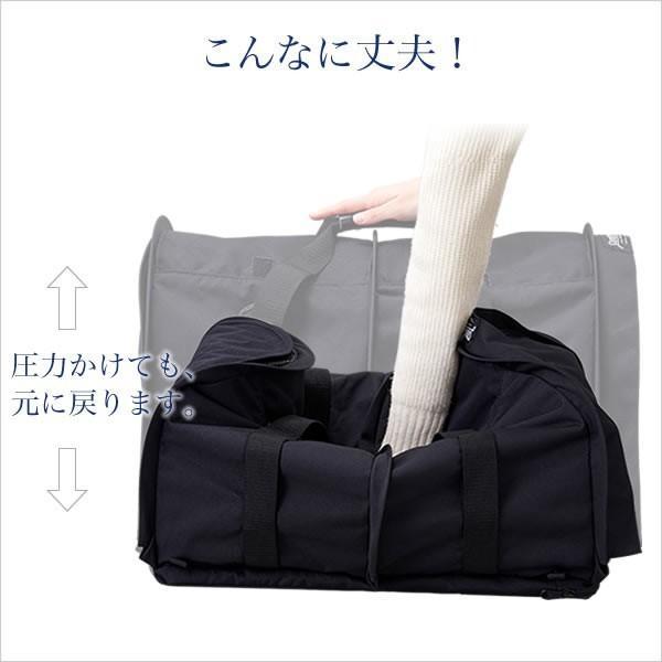 犬 猫 キャリー 軽量 キャリーバッグ 折りたたみ Sturdi ペットキャリー XLサイズ|ip-plus|04