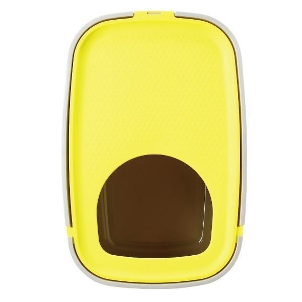 上から入る猫トイレ 散らからない TOP CAT 掃除 フルカバー ネコトイレ 猫 ねこ ボックス BOX TOPCAT【トップキャット】2色|ip-plus|14