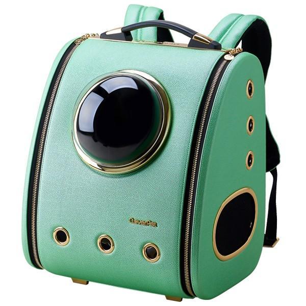 ペット 犬 猫 キャリー 正規品 upet u-pet Upet 宇宙船 リュック Cloverpet スペースボックス ip-plus 02
