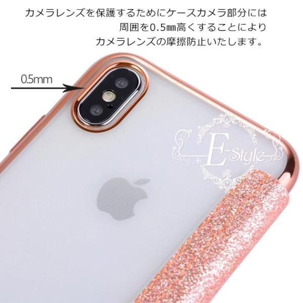 iPhone11 ケース XR SE2 ケース 手帳型 iPhone8 ケース 韓国 スマホ 携帯 アイフォン11 Pro ケース 手帳型 7 6s XS iPhoneケース クリア 透明|iphone-e-style|08