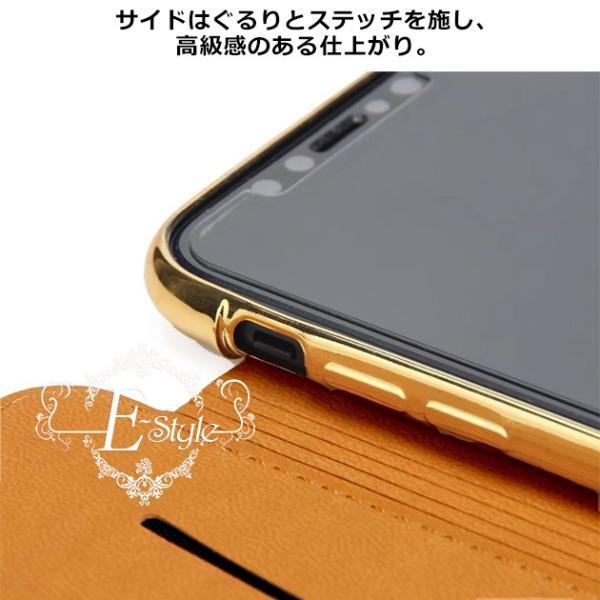 iPhone11 ケース XR SE2 ケース 手帳型 iPhone8 ケース 韓国 スマホ 携帯 アイフォン11 Pro ケース 手帳型 7 6s XS iPhoneケース クリア 透明|iphone-e-style|09