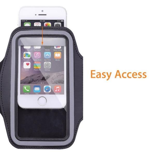 ランニング アームバンド スマホケース ポーチ アームホルダー iPhone12 Pro Max mini 11 Pro Max iPhone XS Max XR 8 Plus 7 Plus 6s|iphone-smart|06