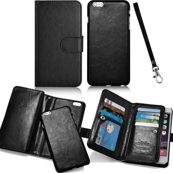 iPhoneXS MAX XR iPhone8 ケース iPhone8Plus iPhone7/7Plus iPhone6s 6sPlus SE アイフォン 財布ケース レザー 手帳型 ケース  カバー カード収納 スマホケース iphone-smart 15