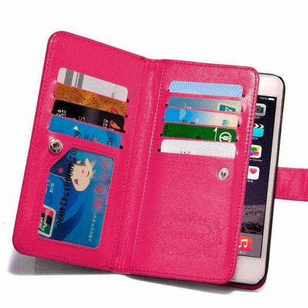 iPhoneXS MAX XR iPhone8 ケース iPhone8Plus iPhone7/7Plus iPhone6s 6sPlus SE アイフォン 財布ケース レザー 手帳型 ケース  カバー カード収納 スマホケース iphone-smart 09