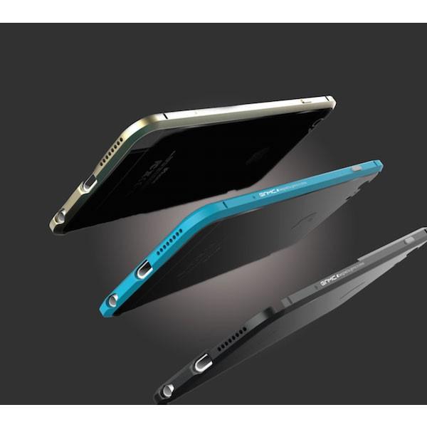 iPhone6 6s 6Plus 5s SE アイフォン バンパー ケース ジュラルミン アルミ メタル 頑丈 送料無料|iphone-smart|03
