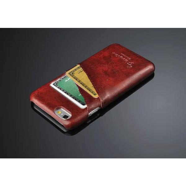 iPhone8 ケース iPhone8Plus ケース iPhone7 7Plus iPhone6s Plus iPhoneSEレザー ケース カバー 手帳型 背面カード 収納ポケット 皮 軽量 送料無料|iphone-smart|02