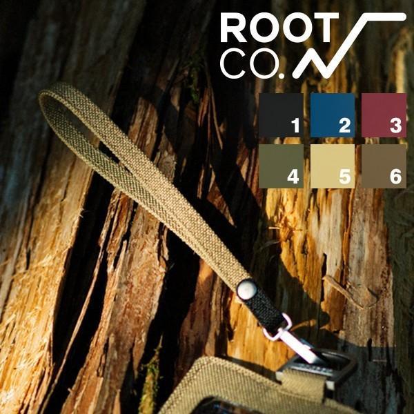 落下防止 スマホ ストラップ スマートフォン 落下防止 ストラップ ROOT CO. Gravity Hand Strap Loop Clutch コーデュラ 高機能 ファブリック 耐摩耗