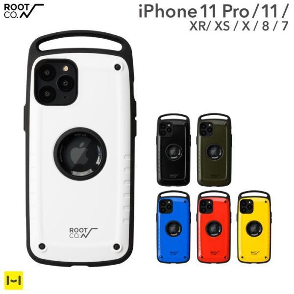 iPhone7 アイフォン7 ケース 耐衝撃 ハードケース アウトドア ブランド ROOT CO. Gravity Shock Resist Case Pro.  ルートコー