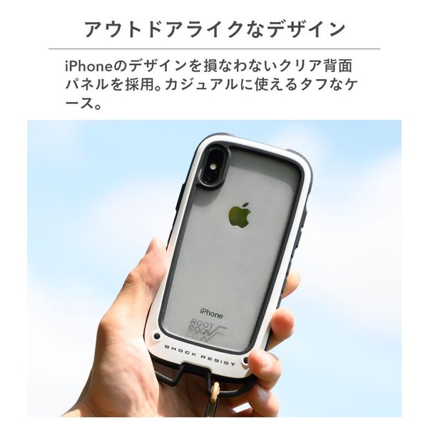 iPhone XS ケース アイフォン X ケース 耐衝撃 IPHONE8 ケース IPHONE7 ROOT CO. ルートコー スマホケース おしゃれ メンズ|iplus|04