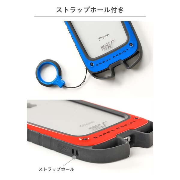 iPhone XS ケース アイフォン X ケース 耐衝撃 IPHONE8 ケース IPHONE7 ROOT CO. ルートコー スマホケース おしゃれ メンズ|iplus|10