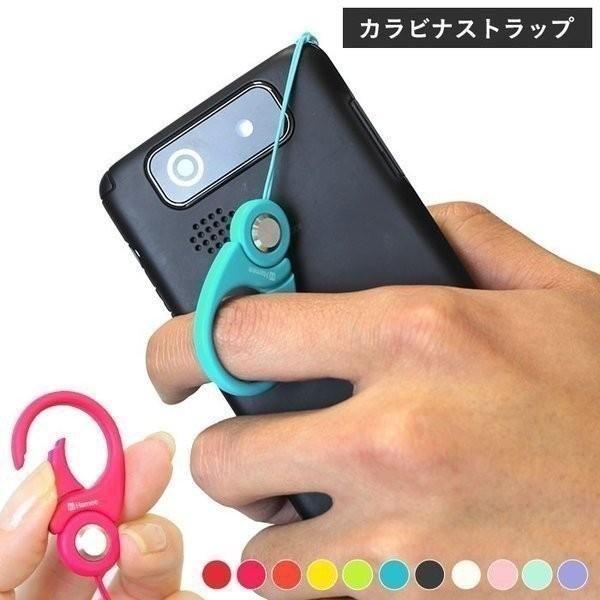 スマホ リング ストラップ HandLinker Putto Carabiner カラビナ リング携帯ストラップ 落下防止 アイフォン iphone スマートフォン|iplus