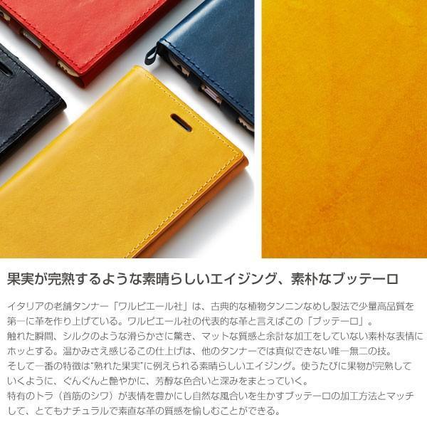 iPhone6s iPhone6 ケース 本革 手帳型 カバー GALGANOガルガーノ conceria WALPIER社製 牛革 レザー ケース  手帳 横 アイフォン6 ブランド|iplus|05