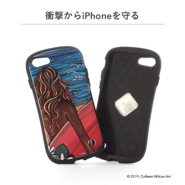 iPhone8 iphone7 ケース iFace アイフェイス オシャレ コリーンウィルコックス iphoneXS iphoneX iphoneXR XSMax Colleen Wilcox スマホケース おしゃれ|iplus|08