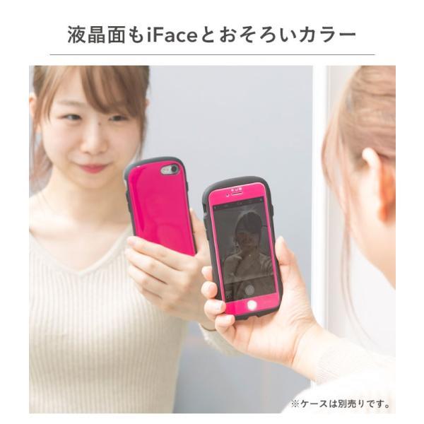 iphone8 フィルム  ガラス iface アイフェイス ガラスフィルム iphone7 iphone6s iphone6 ラウンドエッジ 強化ガラス 液晶保護シート|iplus|07