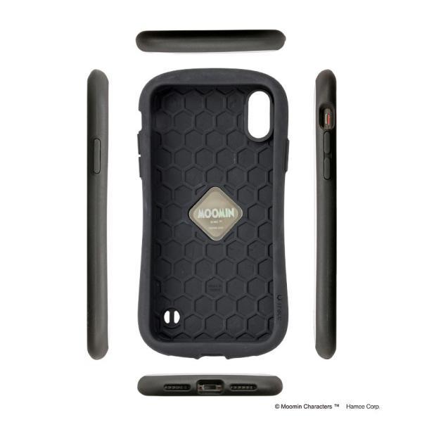 iFace アイフェイス ムーミン スマホケース iPhone XR XS X ケース ムーミン 家 iPhone ミィ ケース|iplus|09