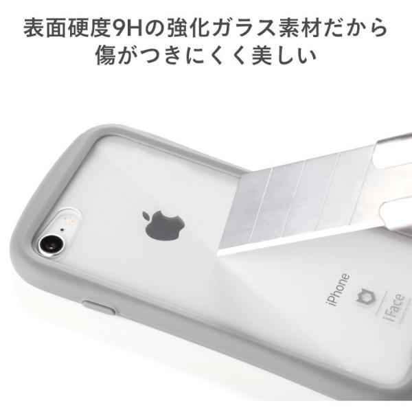 iface クリア 透明 アイフェイス クリア スマホケース iPhone8 おしゃれ iphone7 iPhoneXS X iPhoneXR XS Max ケース ガラス 人気|iplus|06