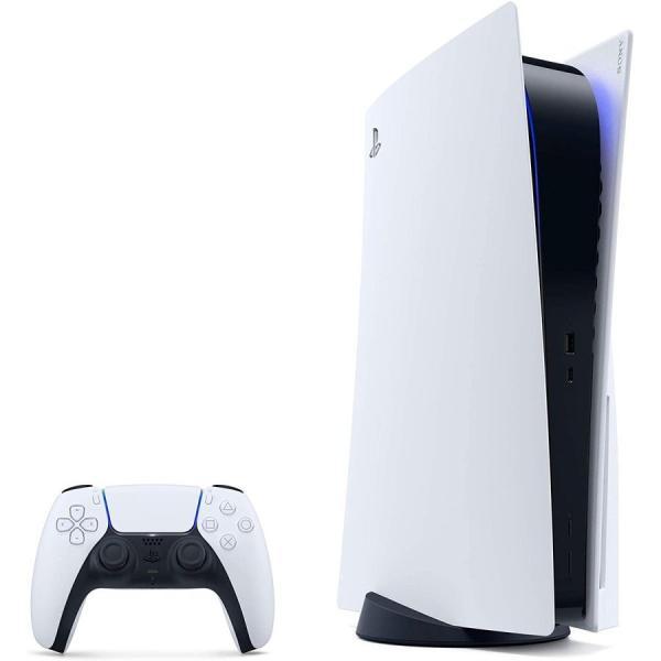 新品PlayStation5プレイステーション5本体CFI-1000A01通常版ディスクドライブ搭載モデル