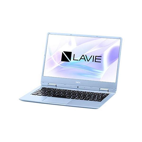 NEC LAVIE Note Mobile 12.5型ノートPC[Office付き・Win10 Home・Celeron・SSD 256GB・メモリ 4GB]2018年9月モデル PC-NM160KAL-2 メタリックブルー [12.5型 /intel Celeron /SSD:256GB /メモリ:4GB /2018年9月モデル]の画像