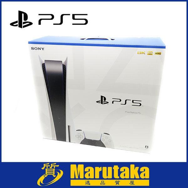 新品ソニープレイステーション5ディスクエディション825GB本体PS5SONYPlayStation5CFI-1000A逸品質屋