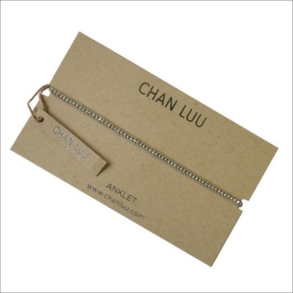 CHAN LUU チャンルー アクセサリー アンクレット CL-AKS-1043 スリート|ippin