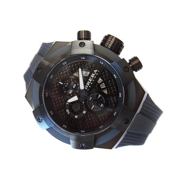 ブレラ オロロジ BRERA OROLOGI 腕時計 BRSSC4903F スーパースポルティーボ クォーツ ラバーストラップ ippin