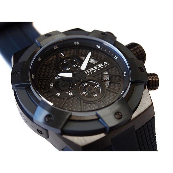 ブレラ オロロジ BRERA OROLOGI 腕時計 BRSSC4903F スーパースポルティーボ クォーツ ラバーストラップ ippin 02