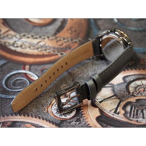 DKNY ダナキャランニューヨーク 腕時計 NY8703 レザーベルト|ippin|02