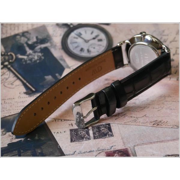ダニエル ウェリントン DANIEL WELLINGTON 腕時計 DW00600108 (DW00100108) シルバー 38mm DAPPER READING ダッパー リーディング ippin 02