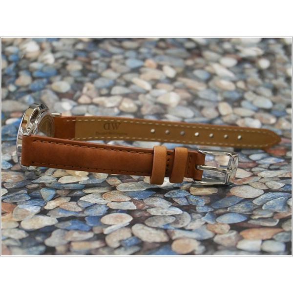 ダニエル ウェリントン DANIEL WELLINGTON 腕時計 DW00100234 DW00600234 シルバー 28mm PETITE DURHAM ペティット ダラム ブラック|ippin|02