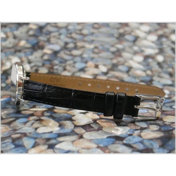 ダニエル ウェリントン DANIEL WELLINGTON 腕時計 DW00100235 DW00600235 シルバー 28mm PETITE READING ペティット レディング ブラック|ippin|02