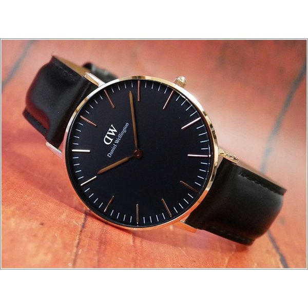 ダニエル ウェリントン DANIEL WELLINGTON 腕時計 DW00100139 DW00600139 ローズゴールド 36mm CLASSIC SHEFFIELD クラシック シェフィールド ippin