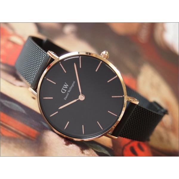 ダニエル ウェリントン DANIEL WELLINGTON 腕時計 DW00100201 DW00600201 ローズゴールド 32mm CLASSIC PETITE ASHFIELD クラシック プチ アッシュフィールド|ippin
