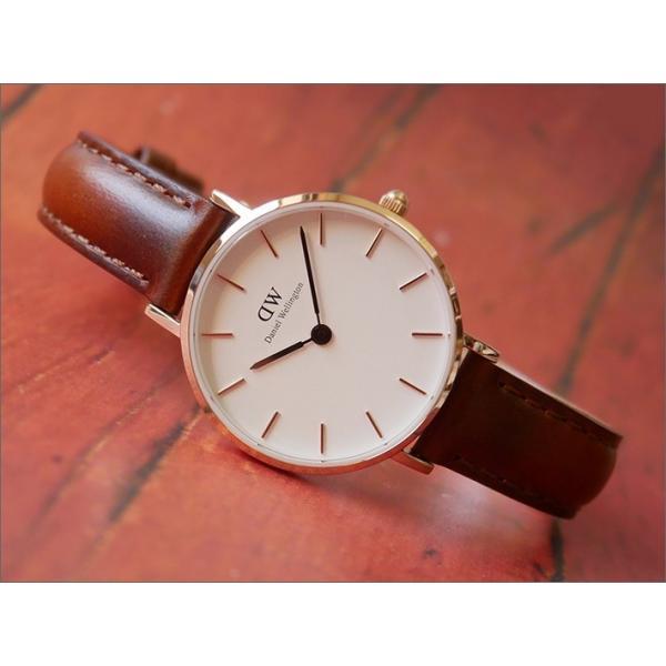 ダニエル ウェリントン DANIEL WELLINGTON 腕時計 DW00100231 DW00600231 ローズゴールド 28mm PETITE ST MAWES ペティット セントモース ippin