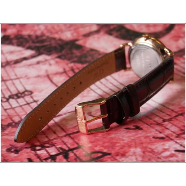 ダニエル ウェリントン DANIEL WELLINGTON 腕時計 1132DW (DW00100093) ローズゴールド 34mm DAPPER YORK ダッパー ヨーク|ippin|02