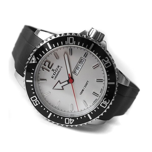 エドックス EDOX 腕時計 84300 3CA ABN クロノラリー S クォーツ ippin