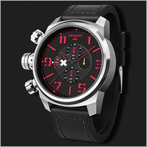 エレガントシス elegantsis 腕時計 ELJT48-OG10LC ミリタリースタイル 従軍看護師モデル|ippin