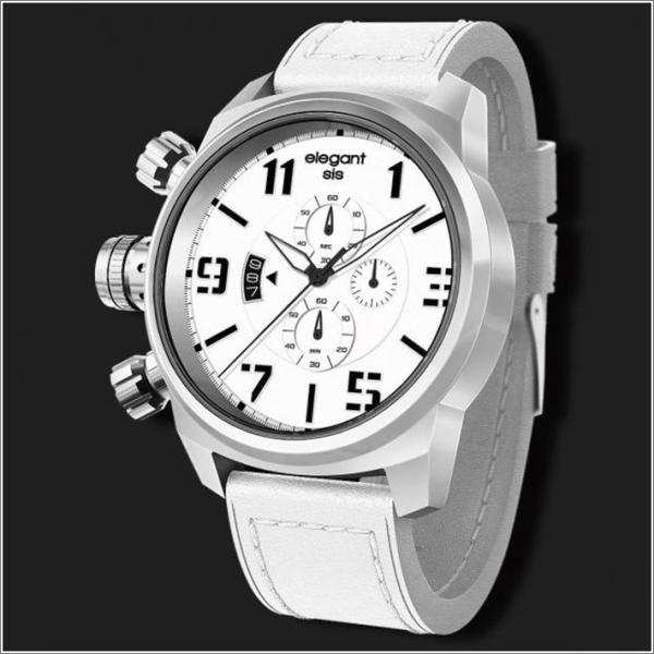 エレガントシス elegantsis 腕時計 ELJT48-OW11LC ミリタリースタイル|ippin