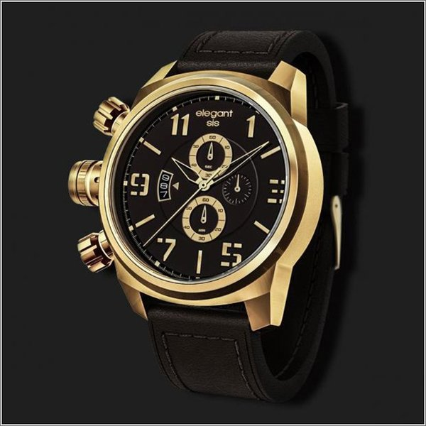 エレガントシス elegantsis 腕時計 ELJT48S-OB08LC ミリタリースタイル レディースモデル|ippin