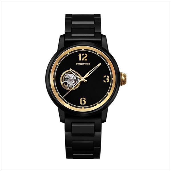 エレガントシス elegantsis 腕時計 ELJT75A-NB01MA ゴールデンファッショナブル レディースモデル ippin