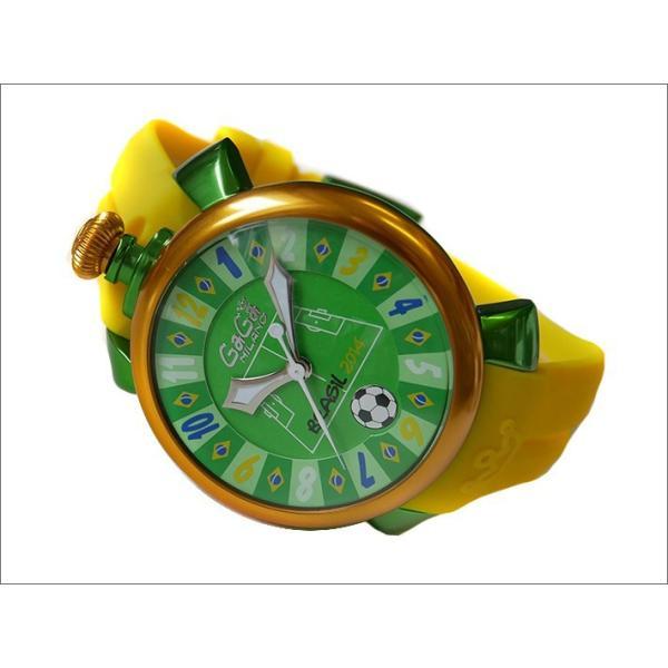 ガガミラノ GAGA MILANO 腕時計 5070.3 ラバーベルト|ippin