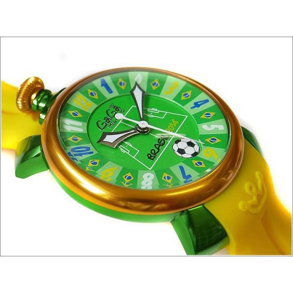 ガガミラノ GAGA MILANO 腕時計 5070.3 ラバーベルト|ippin|02
