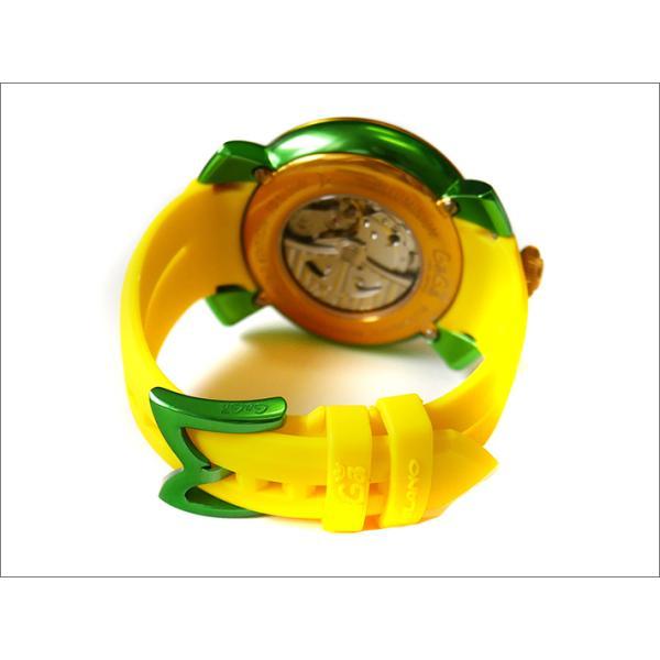 ガガミラノ GAGA MILANO 腕時計 5070.3 ラバーベルト|ippin|04
