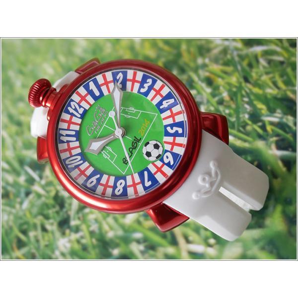 ガガミラノ GAGA MILANO 腕時計 5070.6 ラバーベルト|ippin
